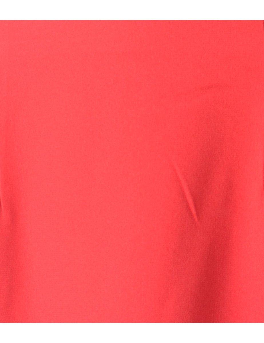 Beyond Retro 1990s Red Skirt - L
