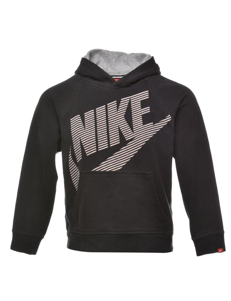 1990s Nike Hoodie - M