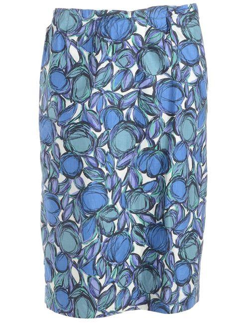 1990s Knee Length Midi Skirt - S