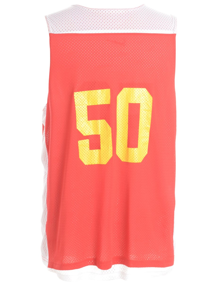 1990s Nike Sports T-shirt - L