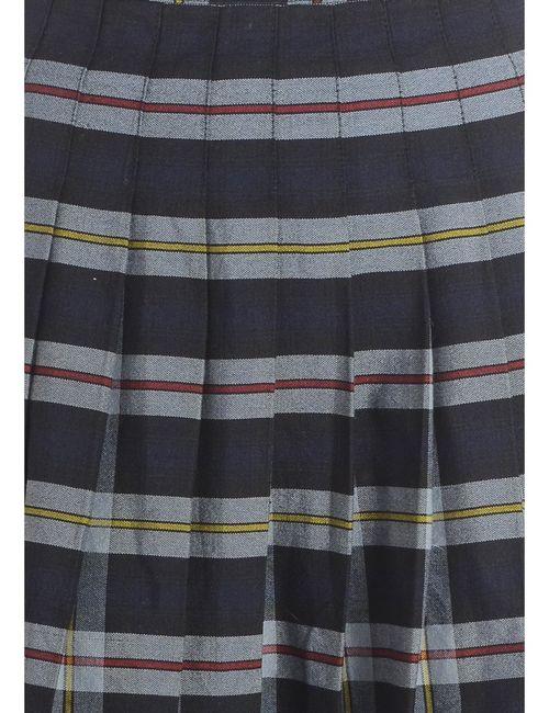 Beyond Retro 1990s Checked Skirt - L