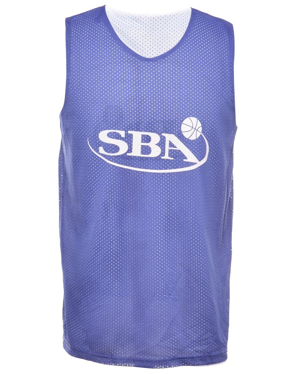 1990s Mesh SBA Vest - L