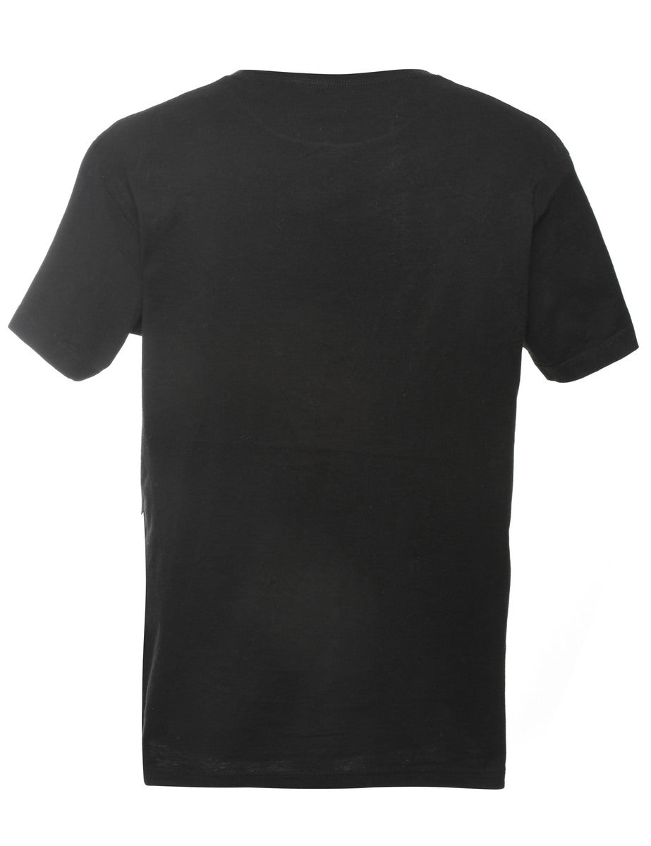 Beyond Retro 2000s I Have Issues Printed T-shirt - L