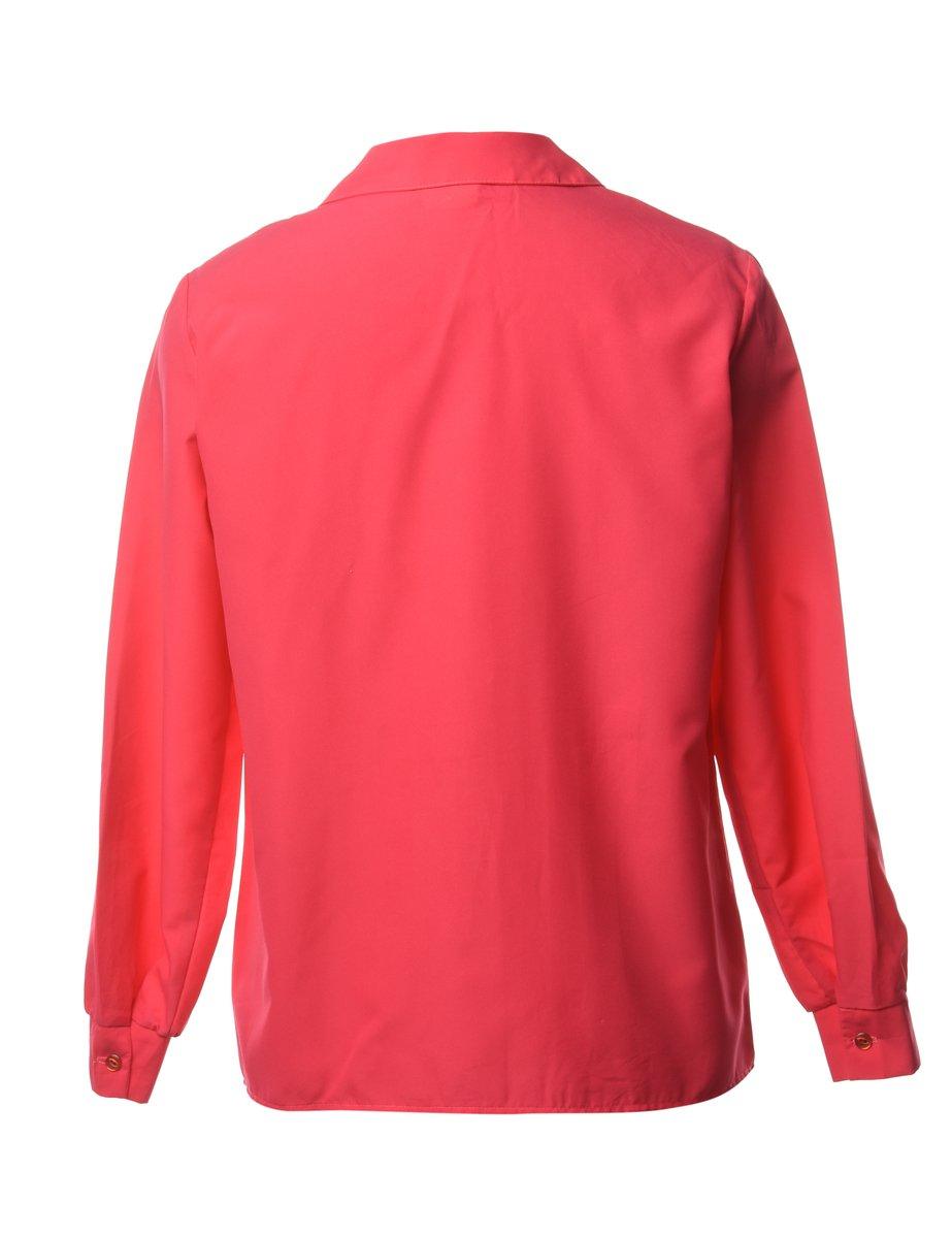 Beyond Retro 1990s Button Front Shirt - M
