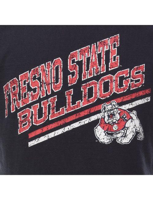 1990s Football Fresno State Bulldogs Sports T-shirt - M