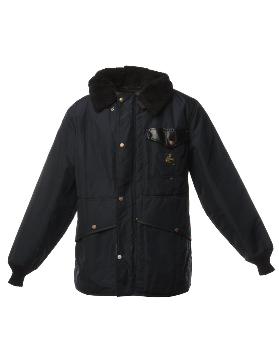 1990s Hooded Mountaineering Jacket - L