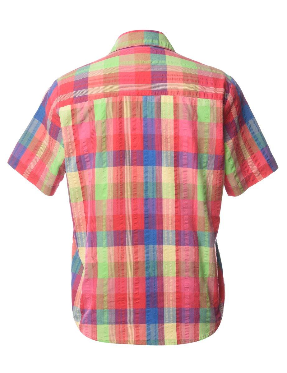 Beyond Retro 1990s Checked Shirt - M