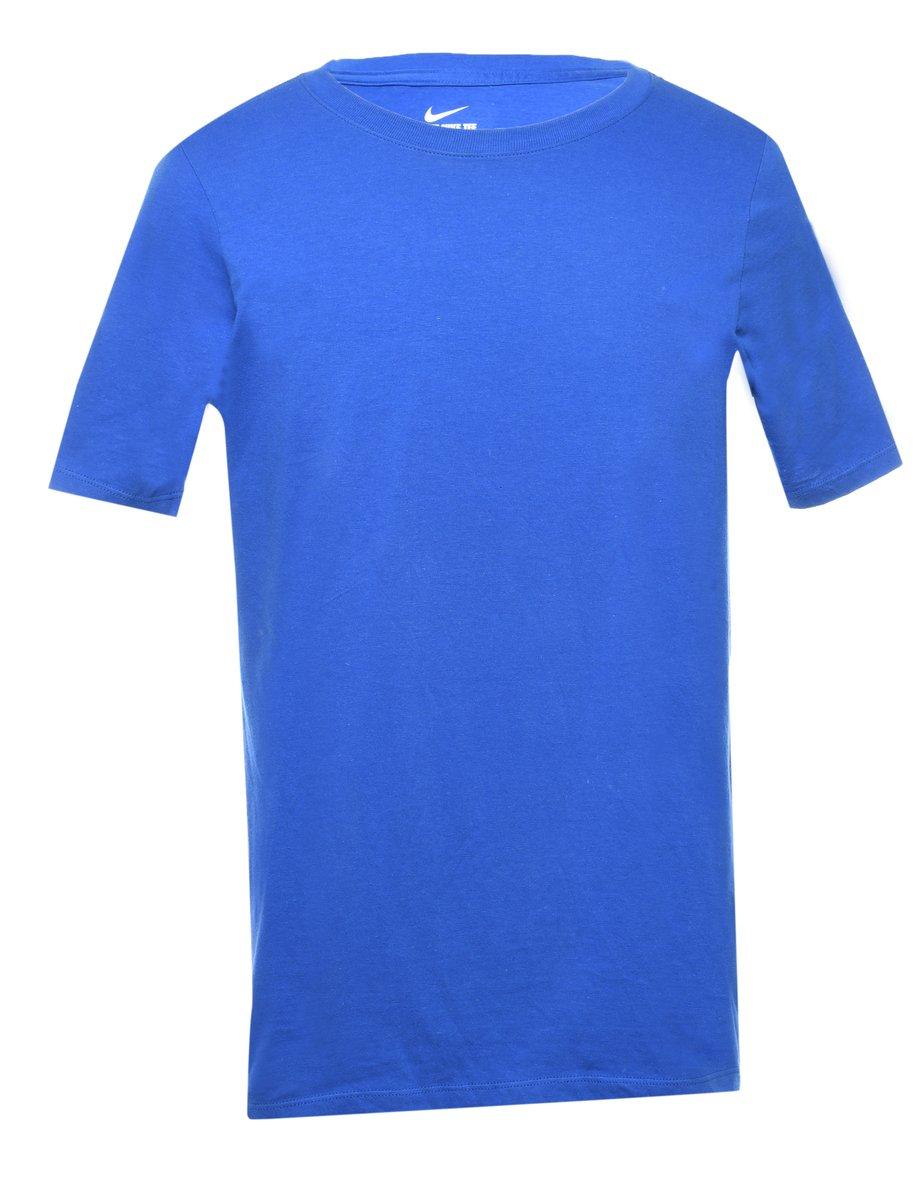 2000s Nike Printed T-shirt - M