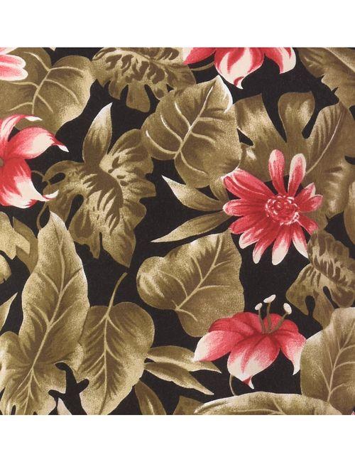 1990s Floral Top - L