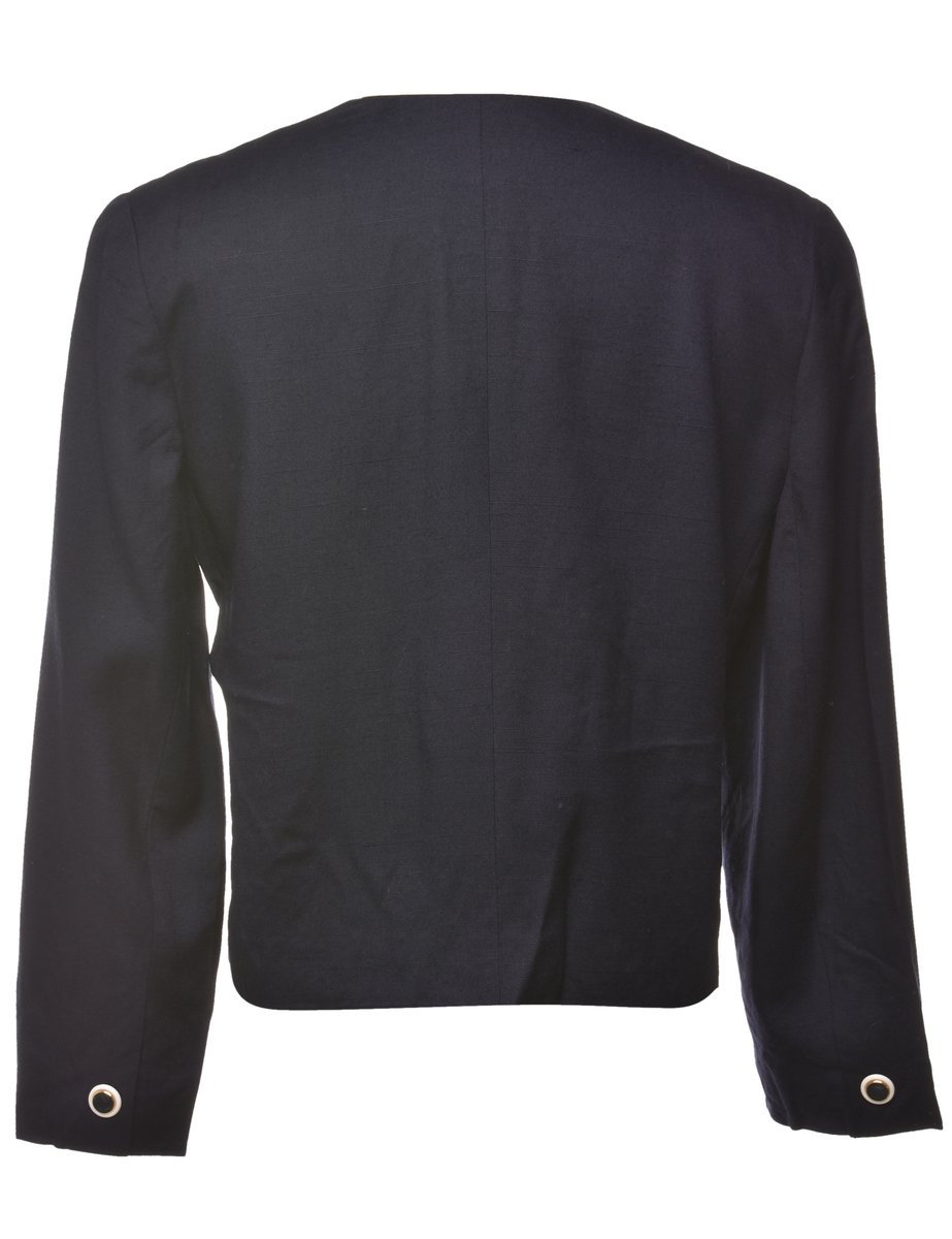 1990s Button Front Jacket - M