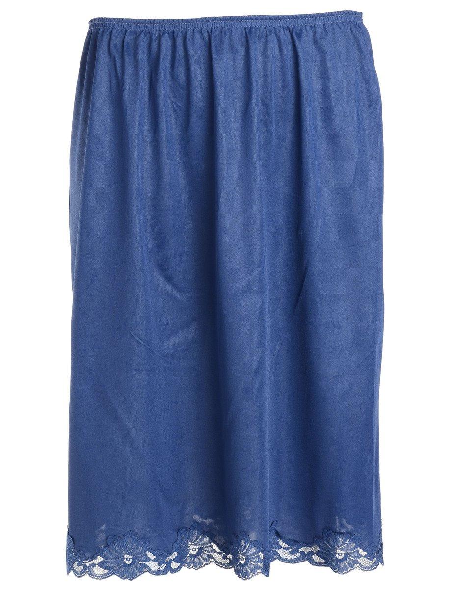 1990s Navy Underskirt - M