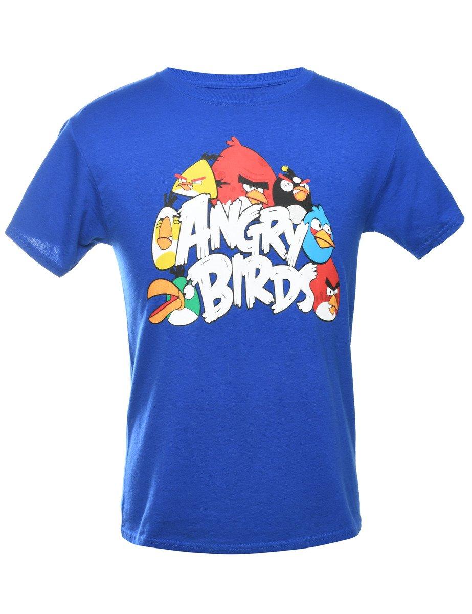 Beyond Retro 2000s Angry Bird Cartoon T-shirt - M