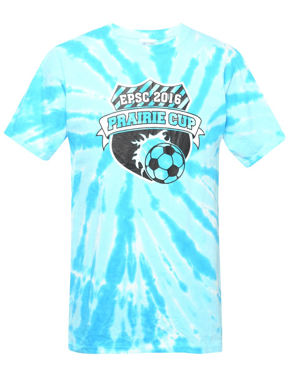 2000s Tie Dyed T-shirt - S