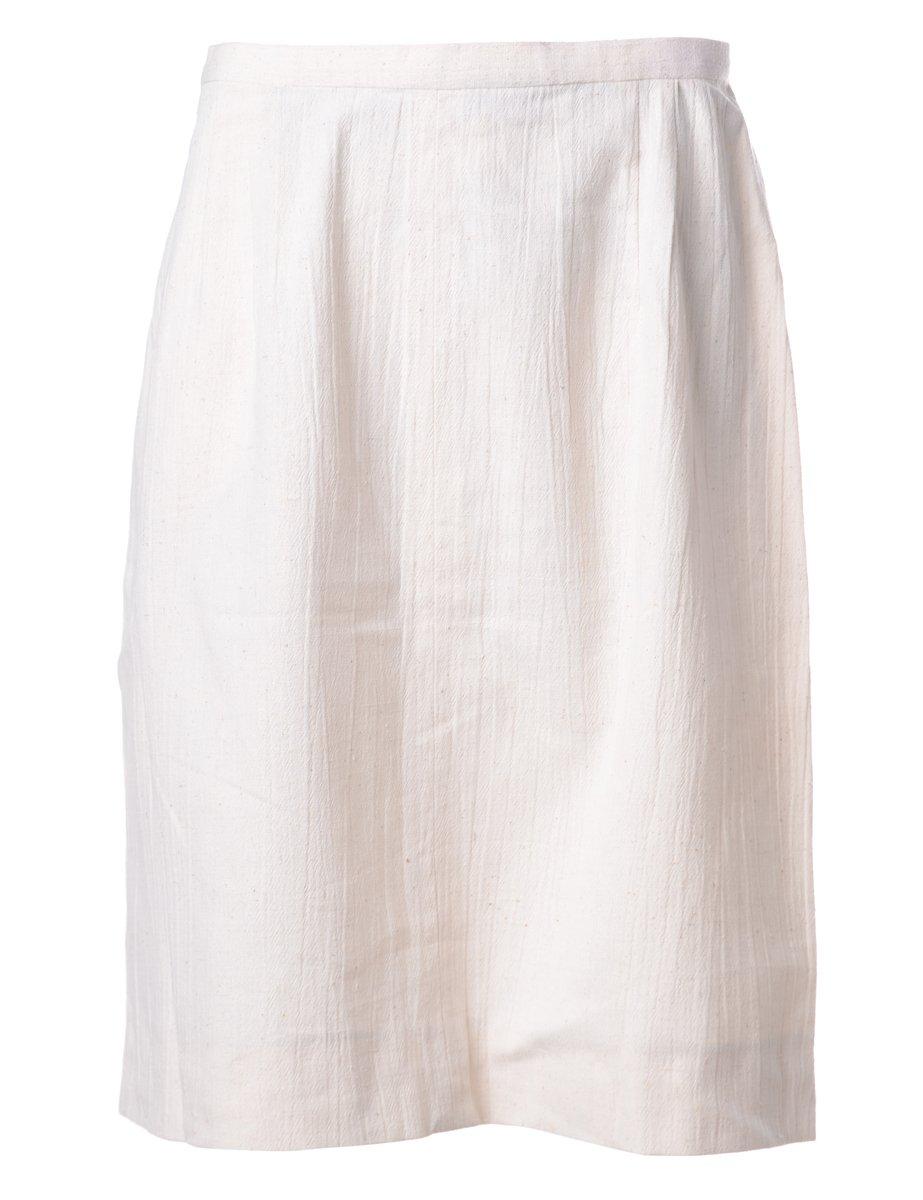 1980s A-line Skirt - M