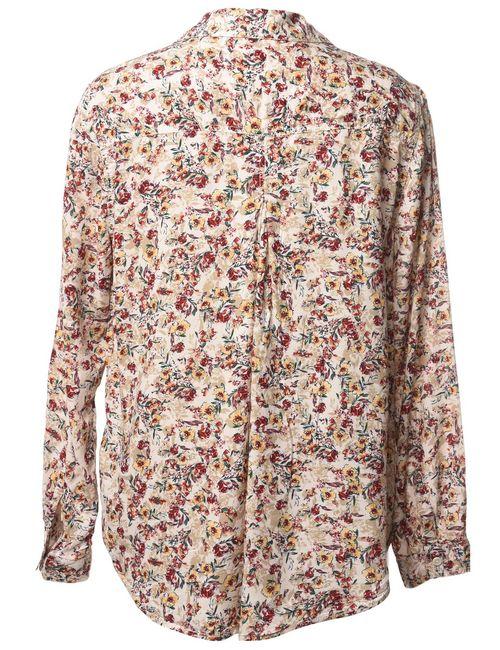 Beyond Retro 1990s Floral Shirt - L