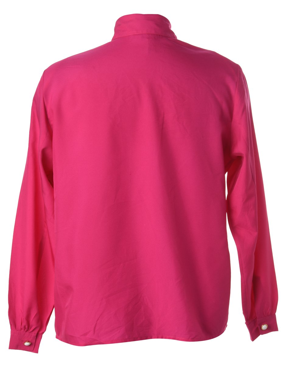 Beyond Retro 1990s Long Sleeved Blouse - XL