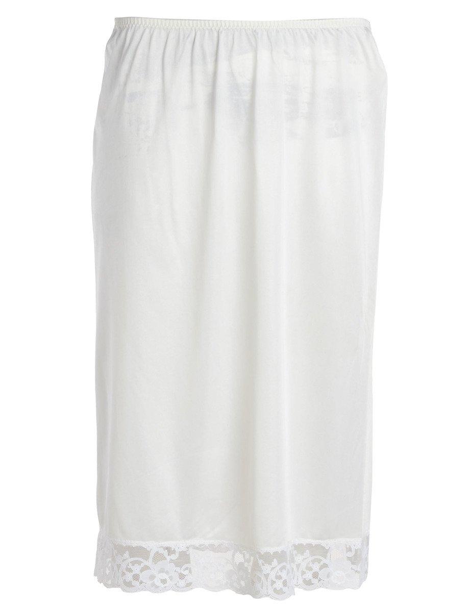 1990s White Underskirt - M