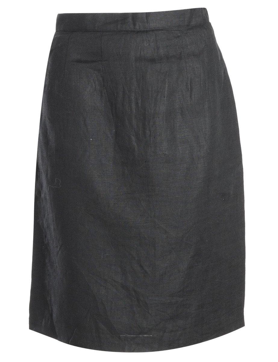 1990s Pencil Shape Midi Skirt - S