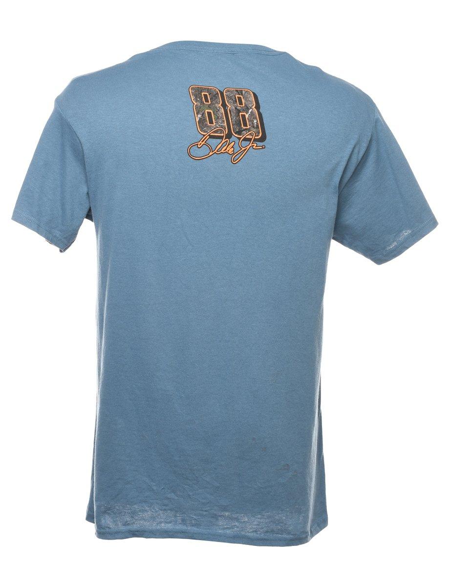 Beyond Retro 2000s NASCAR Dale Jr Printed T-shirt - M