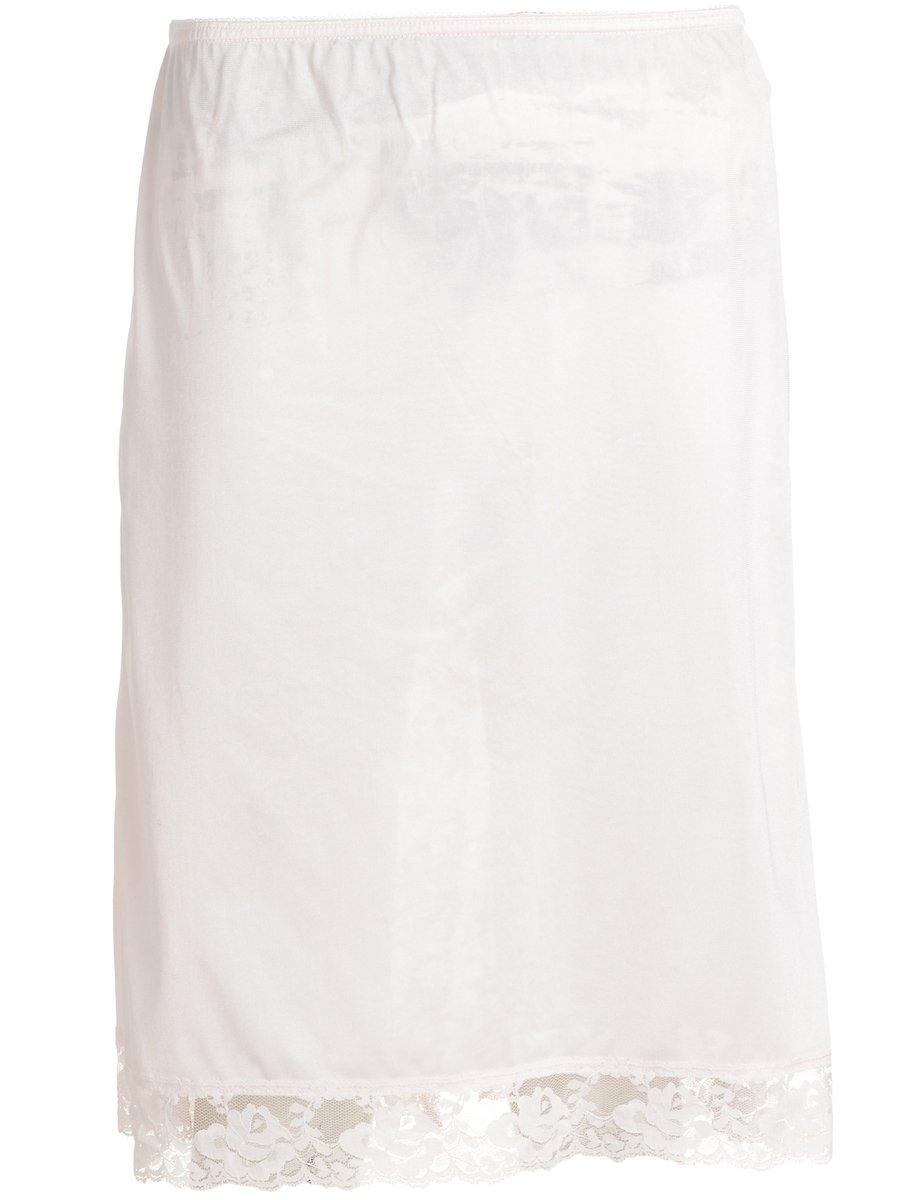 1990s Pale Pink Underskirt - M