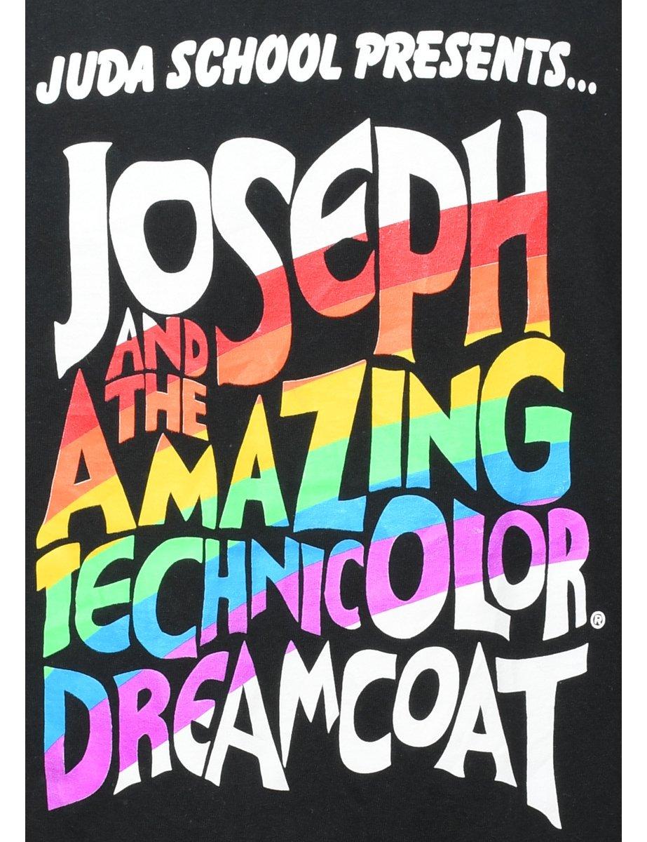 Beyond Retro 2000s Joseph Printed T-shirt - M