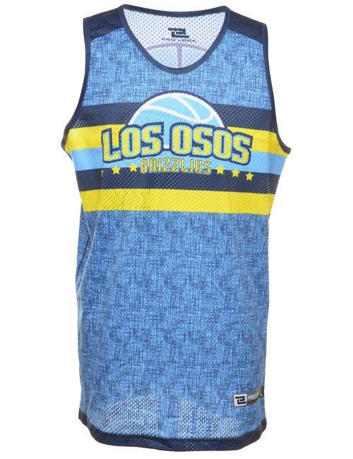 1990s Los Osos Grizzlies Vest - L