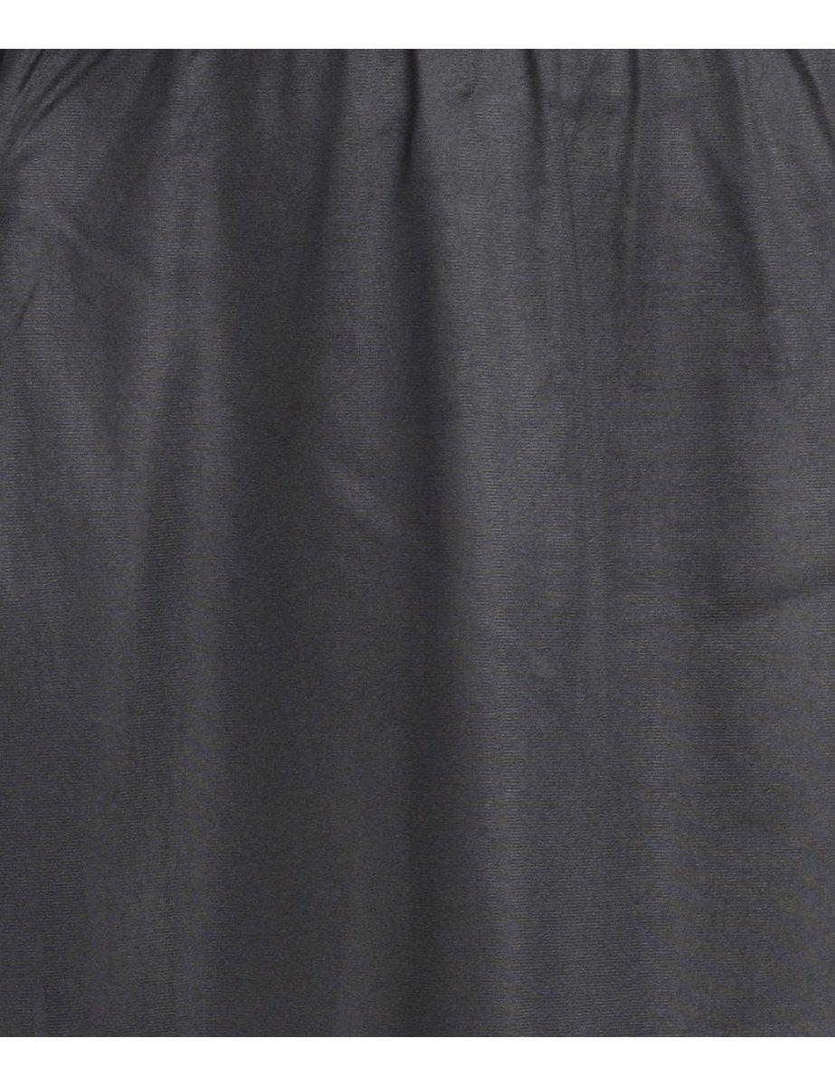 Beyond Retro 1990s Black Underskirt - M