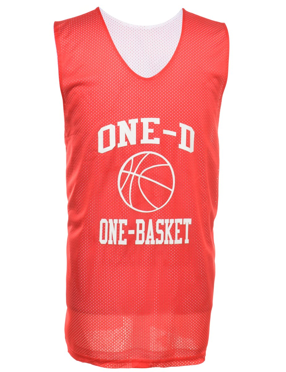 2000s Basketball  Vest - L