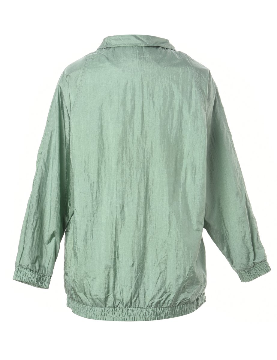 1990s Green Nylon Jacket - M