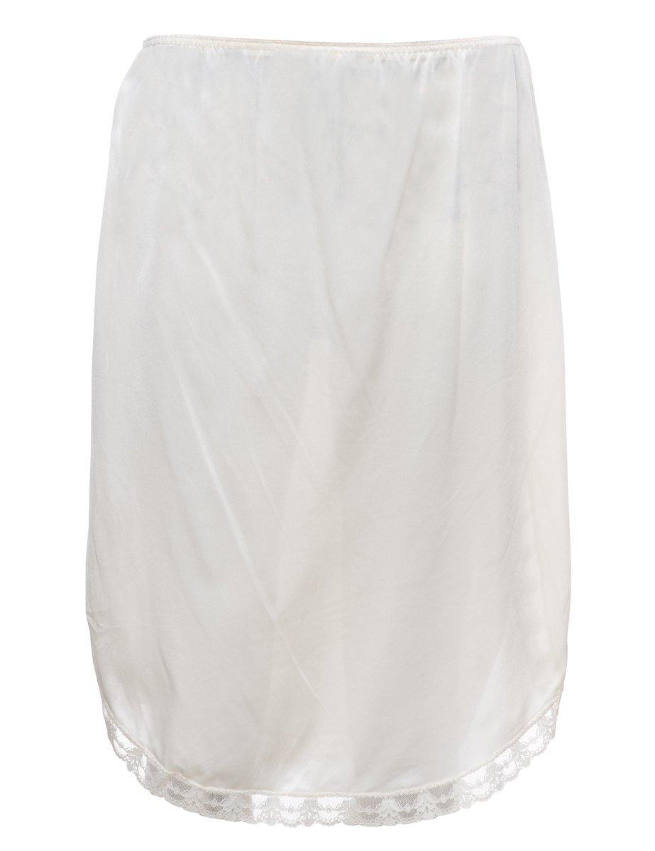 1990s Off White Underskirt - S