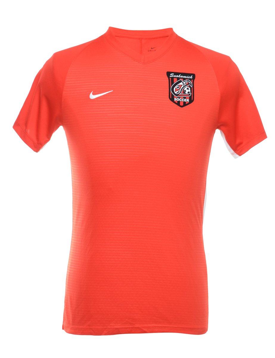 2000s Nike Sports T-shirt - S