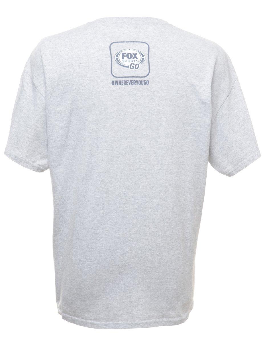 Beyond Retro #Whereveryougo Printed T-shirt - L