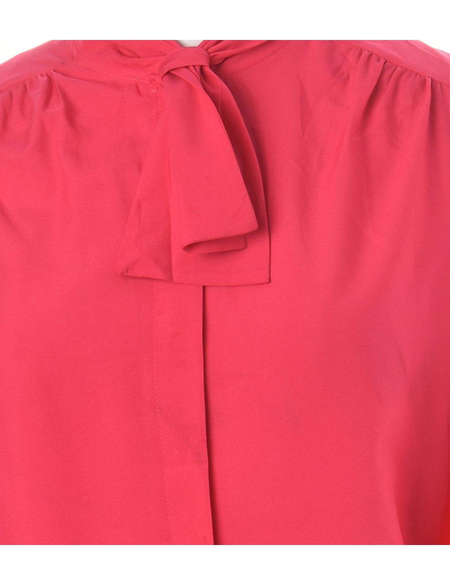 Beyond Retro 1990s Long Sleeved Blouse - M