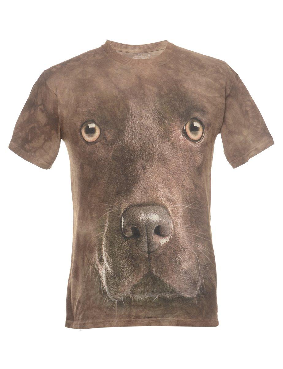 Beyond Retro 2000s Animal T-shirt - S