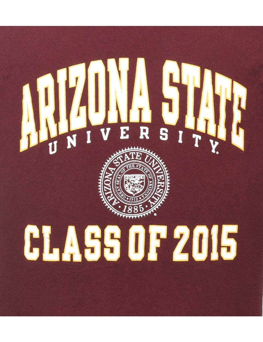 Beyond Retro 2000s Arizona State Printed T-shirt - L