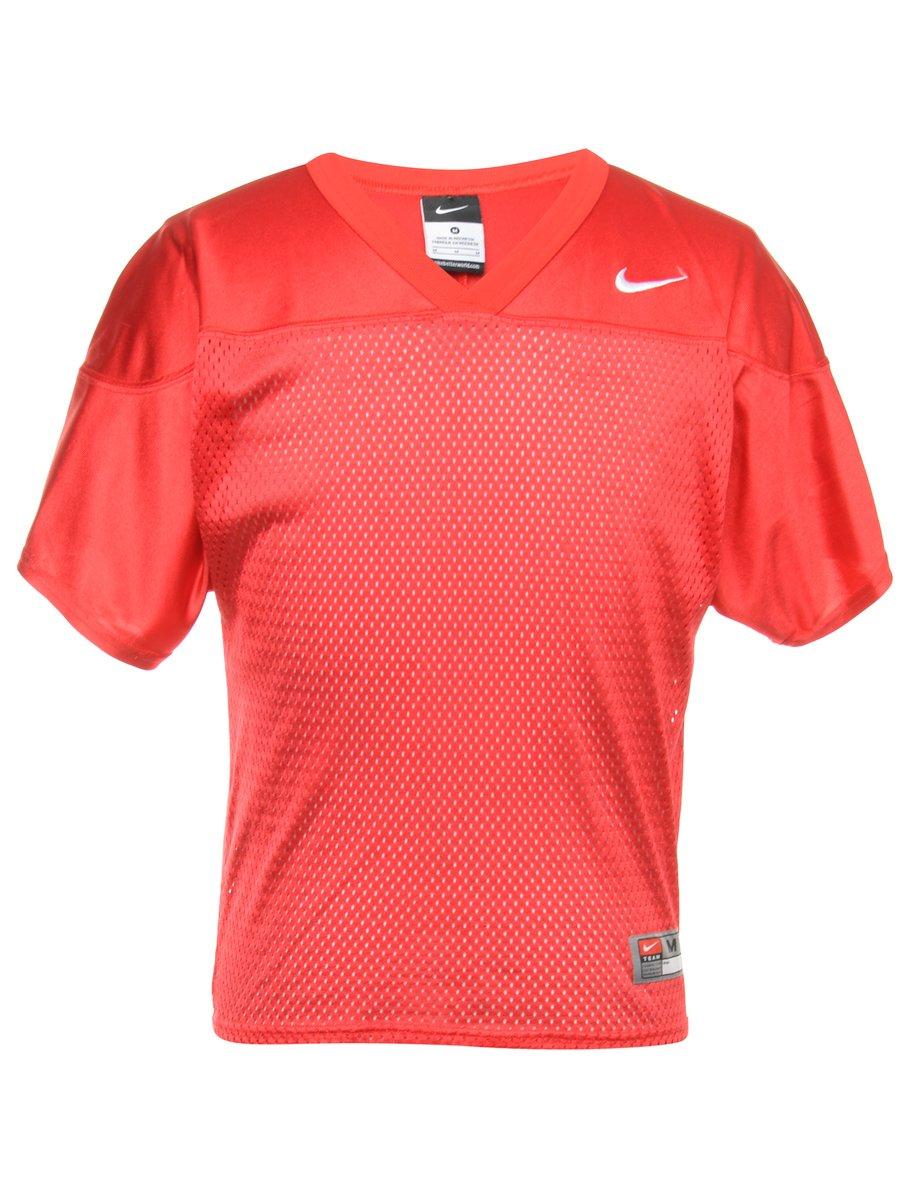 2000s Nike Plain T-shirt - M