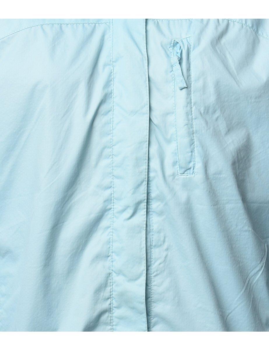 Beyond Retro 1990s Zip Front Nylon Jacket - M