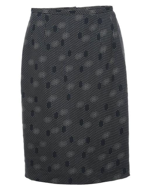 2000s Black Skirt - M