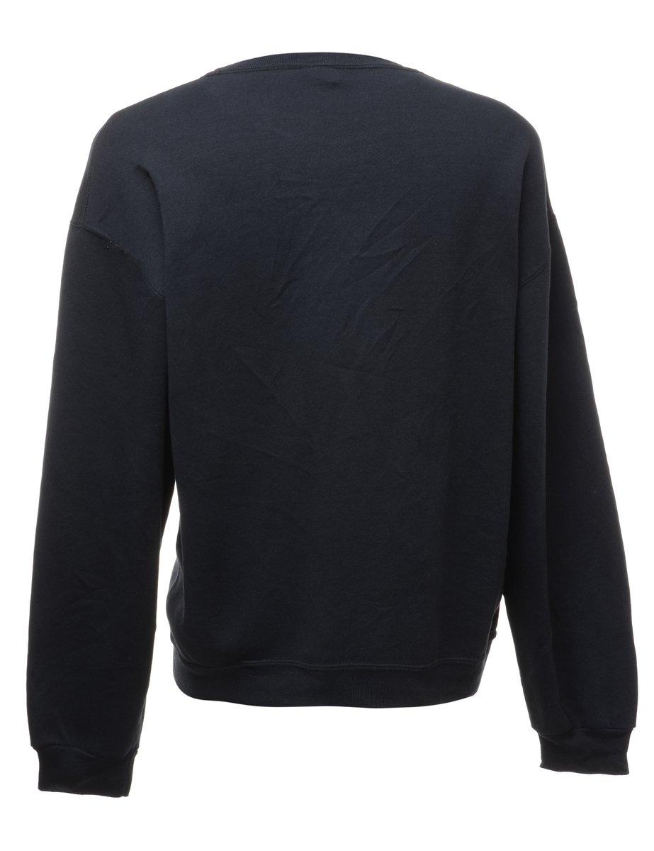Beyond Retro 2000s Kings Mills Printed Sweatshirt - L