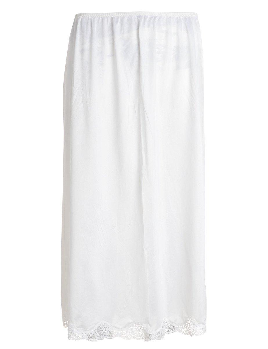 1990s White Underskirt - L