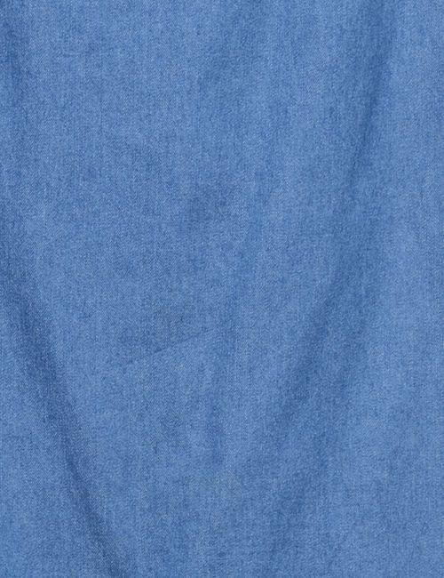 1990s Beaded Denim Skirt - L