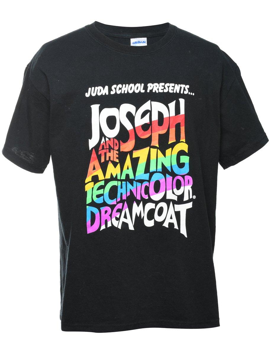 2000s Joseph Printed T-shirt - M