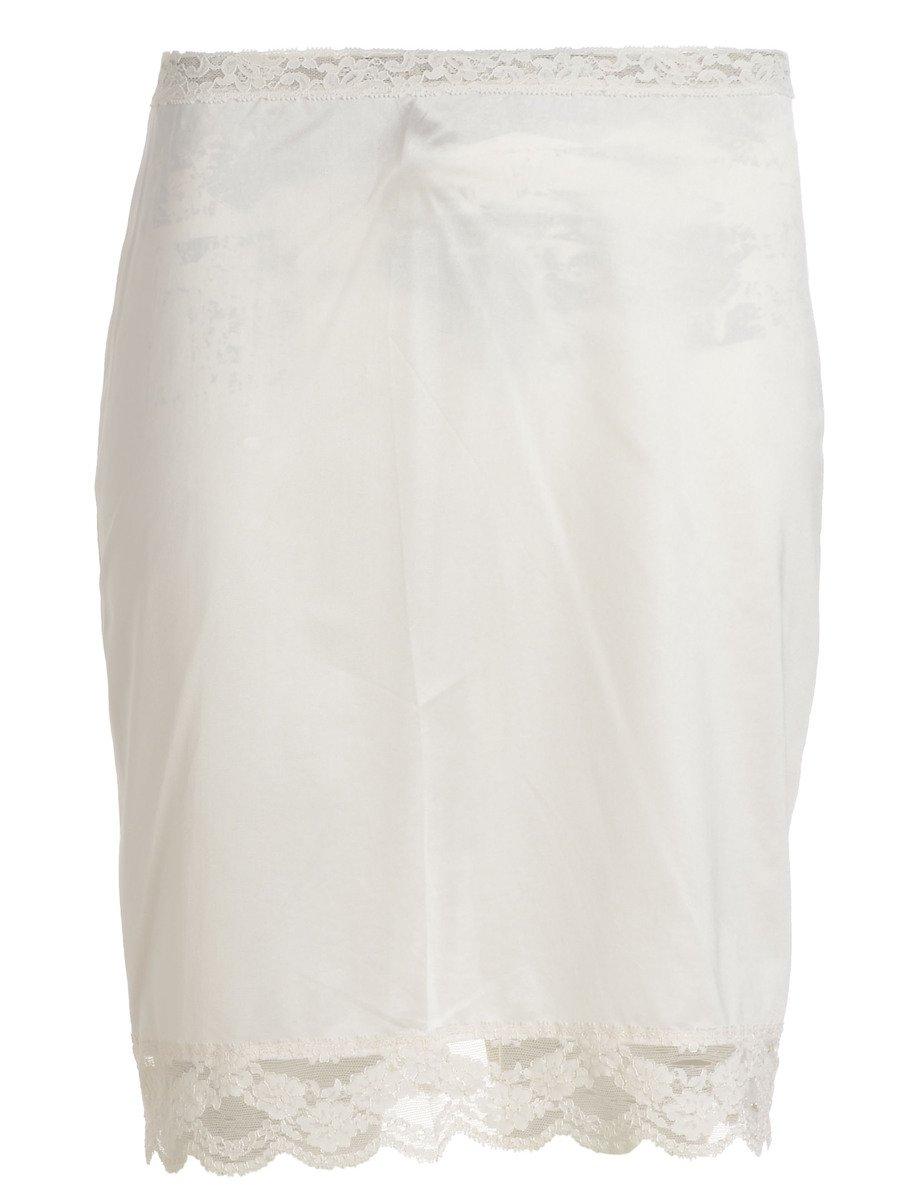 1990s White Underskirt - S