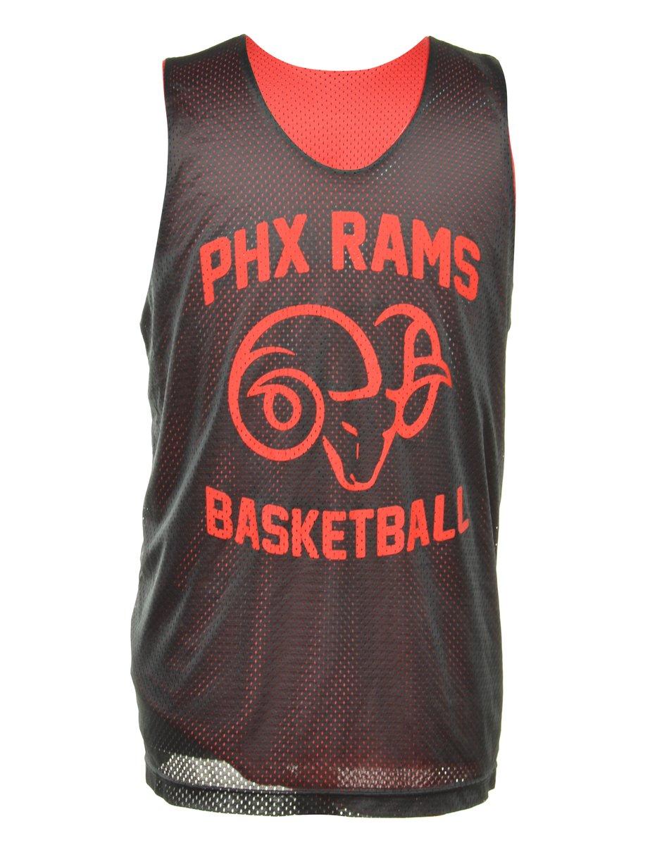 2000s Basketball Sports Vest - M