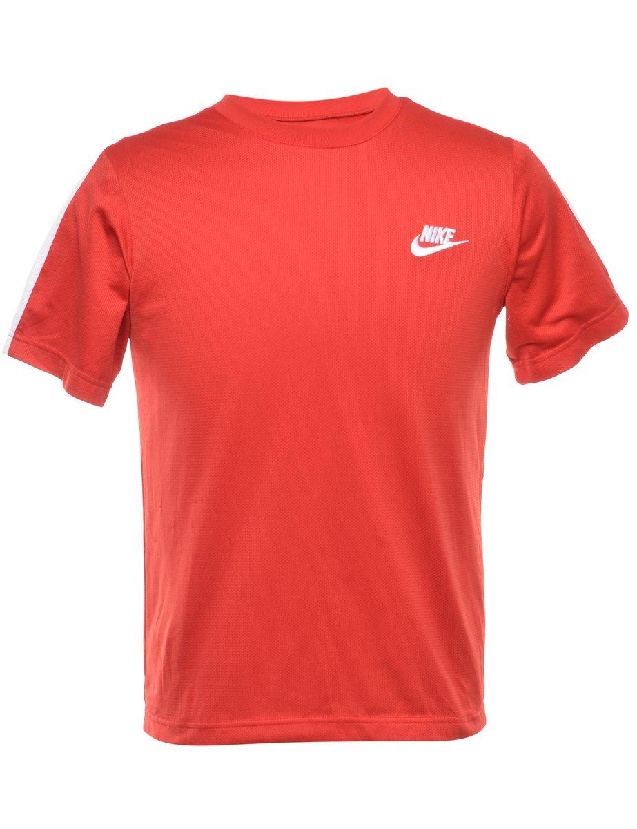 2000s Nike Plain T-shirt - XL
