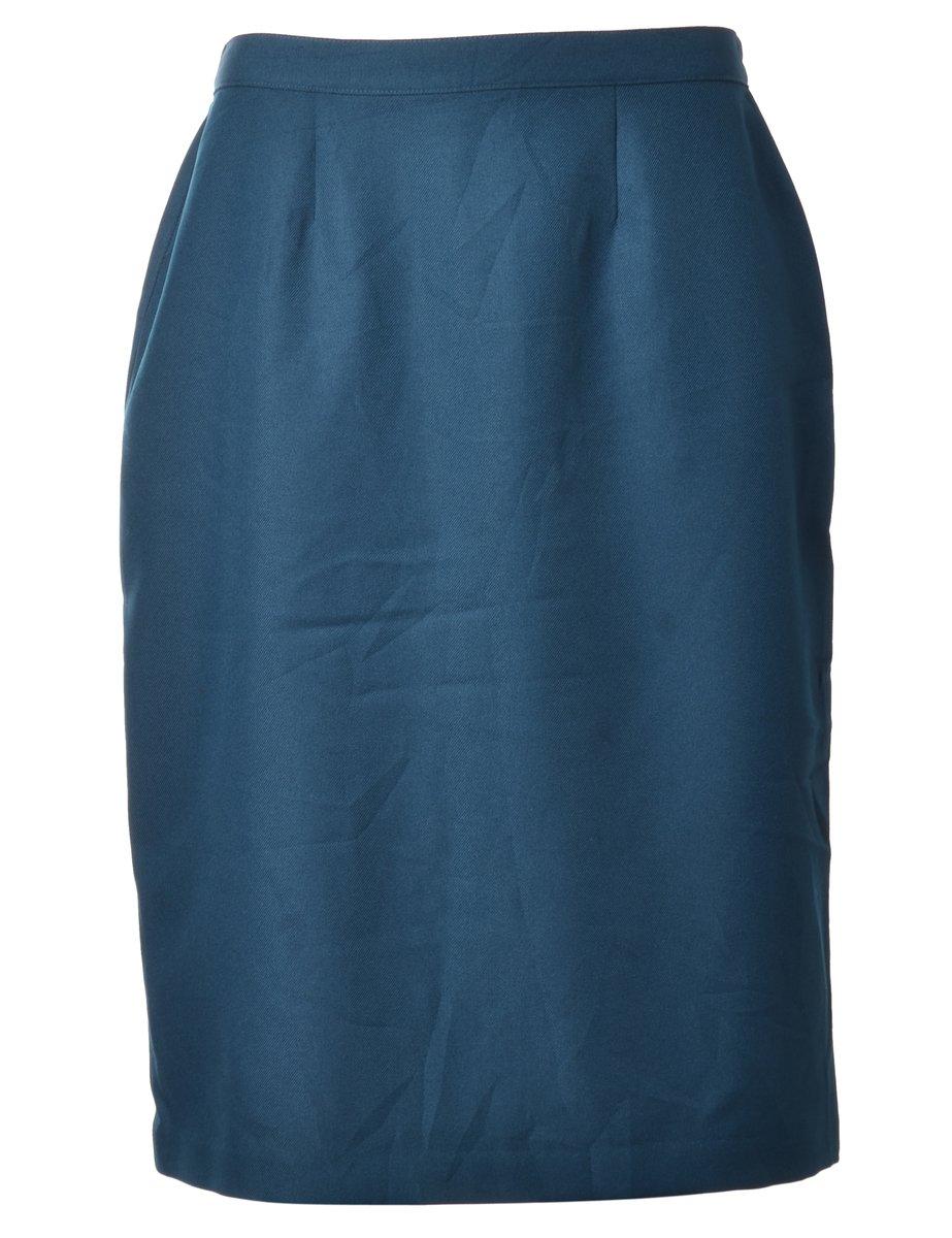 1990s Dark Green Skirt - M