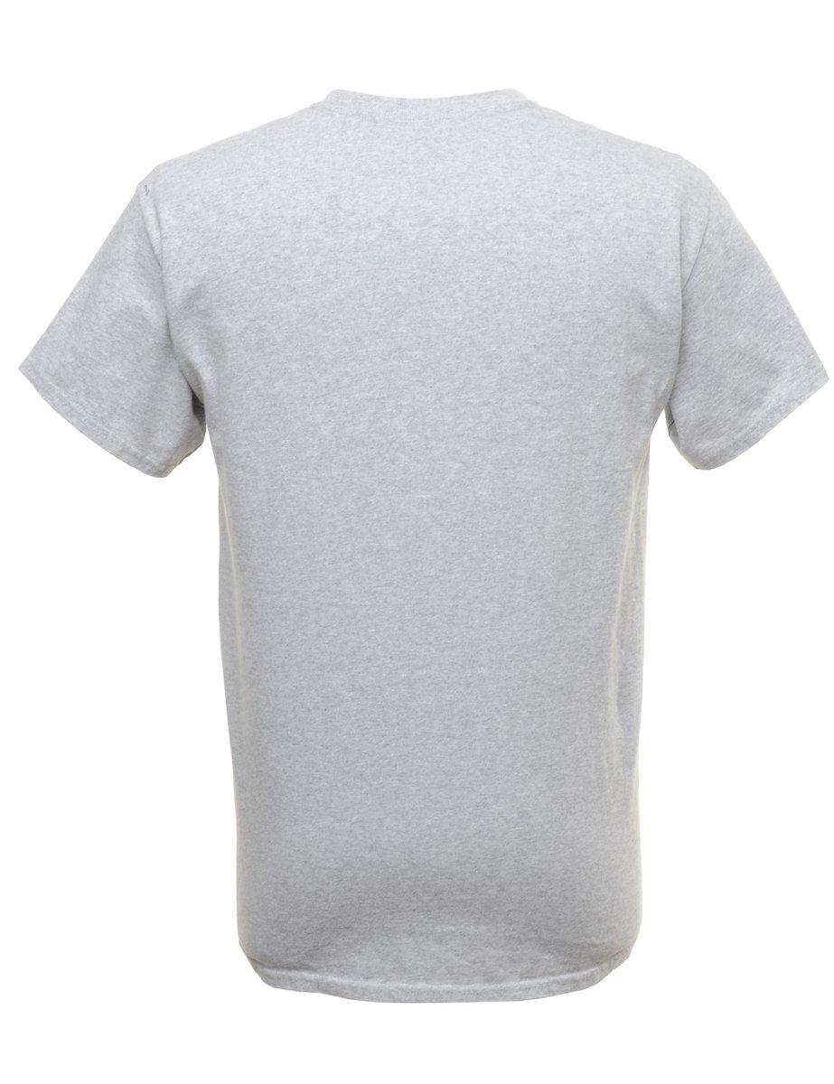 Beyond Retro 2000s All League Team Printed T-shirt - M