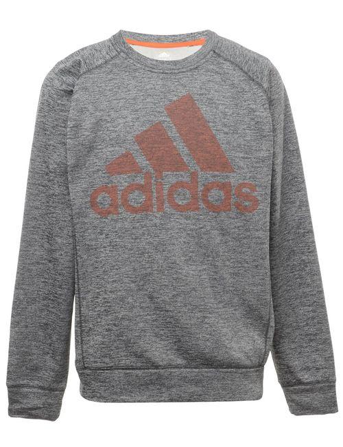Adidas Original 2000s Adidas Printed Sweatshirt - S