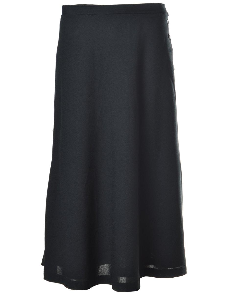 1990s Black Skirt - S