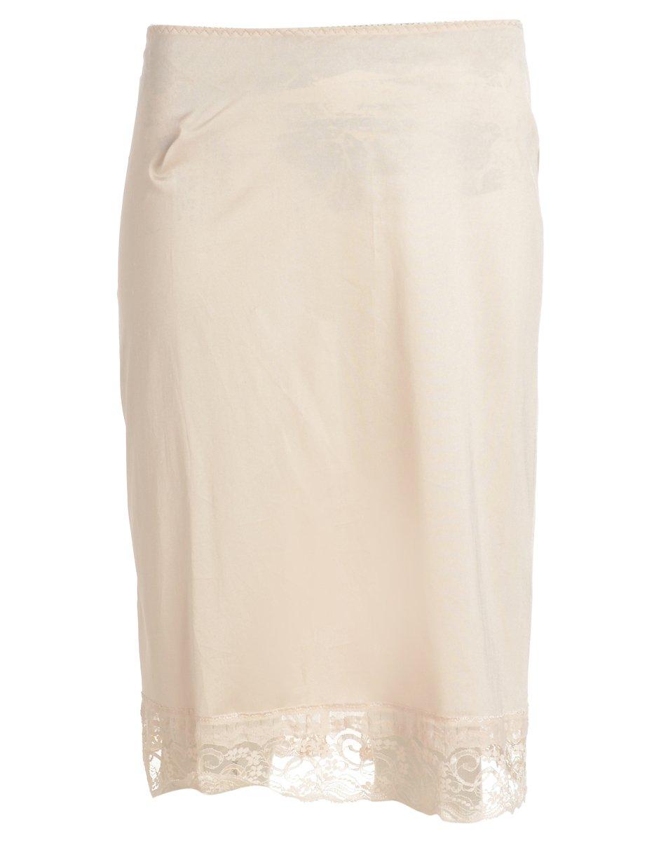 1990s Light Brown Underskirt - S